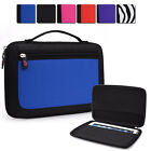 "Kroo Unisex Semi Hard Travel Bag Case Cargo Organizer Guard fits 8"" Tablets"