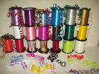20M reel Curling Ribbon Wedding Party Bag Ties Present Gifts Balloons Valentines