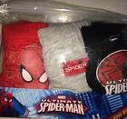 BNIP Marvel Ultimate Spiderman boys 3 pack of underpants trunks briefs