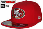 New Era 59Fifty NFL On Field SF49ERS 5950 Game Cap