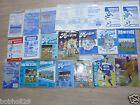 Greenock Morton  Home Programmes  1963 onwards. Select the one(s) you require