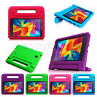 "Kiddie Shock Proof Case Handle Cover for Samsung Galaxy Tab 4 8.0 8""Inch SM-T330"