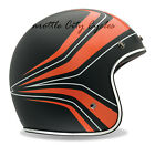 *Ships Within 24 Hrs* Bell Custom 500 Motorcycle Helmet Open Face Dot Approved