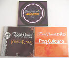 Replacement DVD for TRIVIAL PURSUIT game...Various available...CHOOSE:-