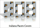 Indiana Pacers Light Switch Covers Basketball NBA Home Decor Outlet on eBay