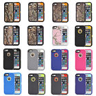 Military Shockproof Dirtproof Defender Cover Case for iPhone 5 5S