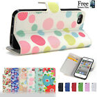Wallet Flip Flower Pu Leather Case Cover for Apple iPhone 5S 5 4S 4 6 Plus