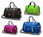 Unisex Sport Travel Handbags Shoulder Messeger Bags Weekend Overnight Bags Totes