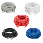 Внешний вид - CAT5e Patch Cable Black Gray White Blue Ethernet 3ft 6ft 10ft 20ft 30ft 50ft LOT
