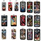 DC Marvel superhero comic book cover case for Samsung galaxy No. 7