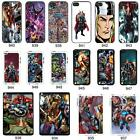 DC Marvel superhero comic book cover case for Apple iPhone iPod & iPad No. 14