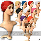 Tie Bonnet Hair Band BANDANA WRAP HAIR LOSS CHEMO Indian FANCY DRESS HATS1