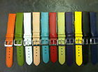 Unisex good quality leather watch straps
