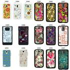 Vintage Retro Prints Patterns cover case for Samsung Galaxy No. 16
