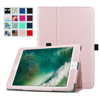 Folio Leather Case w Stand Cover for Apple iPad 1 1st Original Generation Tablet
