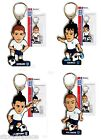 OfficialENGLAND FA Players 2D PVC Embossed KEYRING/KEYCHAIN Free UK Postage