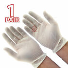LABORATORY HAND GLOVES ASSURED QUALITY SOFT FEEL DOCTOR DENTIST STUDENT ONE USE