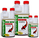 CLOVERLEAF GREEN WATER ANSWER KOI POND SAFE TREATMENT ALGAE CONTROL AWAY