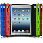 Hard Circle Holder 2 in 1 Shockproof Heavy Duty Case Cover For Apple iPad Mini