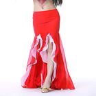 Newest Belly Dance Costume Skirt Split Perfect for professional Performance