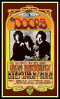 The Doors FRIDGE MAGNET 6x8 Jim Morrison Rock and Roll Magnetic Concert Poster