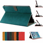 Classic Pu Leather Smart Cover Case for Apple iPad 4 3 2