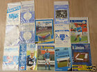 St Johnstone Home Programmes  1968 onwards. Select the one(s) you require