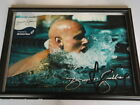 DUNCAN GOODHEW, SIGNED AUTOGRAPHED PRINT ON FRAME / MOUNT, MINT