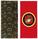 Cotton Beach Towel Camouflage Military Marines   2300 Rothco