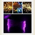 5M 50 LED Battery Powered Copper Wire LED Fairy Light Christmas Party Wedding