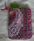 NEW*Electronic Book Case*VERA BRADLEY E-READER SLEEVE*Choice of  2 Patterns*