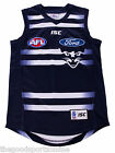 Mens Geelong Clash AFL Football Jumper Guernsey BNWT Choose Your Size RRP $110