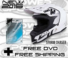 509 ALTITUDE SNOWMOBILE HELMET STORM CHASER SNOWMOBILING EVOLUTION 2015 with DVD