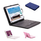 "iRulu Tablet PC 10.1"" Android 4.4 Kitkat Quad Core Dual Cam 8GB w/ Keyboards"