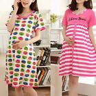 2014 New For Pregnant Women Dress Loose Comfortable Pajama Multi-color NSQ024