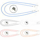 Gear Brake Cable ( Front + Rear ) Mountain Bike Road Bike MTB Bicycle Cycle