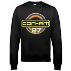 9171 CON-AM 27 SWEATSHIRT inspired by OUTLAND conam sean connery peter boyle dvd
