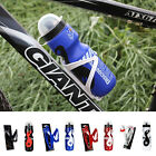 650ML Outdoor Water Bottle + Holder Cage Rack Mountain MTB Cycling Bike Bicycle