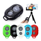 Bluetooth Remote Control Camera Selfie Shutter For Apple iPhone Samsung Phones