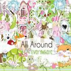 All Around & Everywhere CD rom