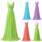 2014 Christmas Evening Prom Long Formal Bridesmaid Gown Cocktail Banquet Dress v