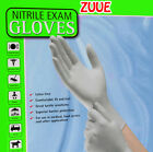 Kirkland Disposable Nitrile Mechanic Exam Gloves Latex Free Powder Free Allergy