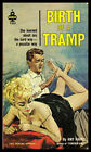 Birth of a Tramp FRIDGE MAGNET X-Large Sexy Pulp Fiction Book Cover CANVAS Print