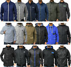 Mens Designer Gio Goi Variety Jackets Padded-Lightweight-Quilted Coat Clearance