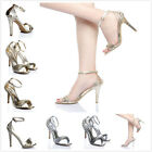 Fashion Outfit Womens High Heel Sandals Shoes Platform Fit To Wear