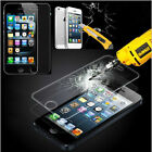 USA Wholesale Lot Rounded Tempered Glass Screen Protector For iPhone 5 5C 5S