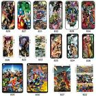 DC Marvel superhero comic book cover case for Apple No.8