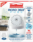 UniBond Aero 360 Pure Moisture Absorber System Dehumidifier Damp Mould Trap