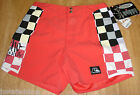 Quiksilver neo fly men boy surf board shorts beach 28 BNWT boy