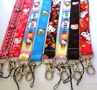 HELLO KITTY NECK  LANYARD FOR ID BADGES PHONES  CAMERA  .